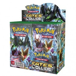 XY 10 - Fates Collide BoosterBox